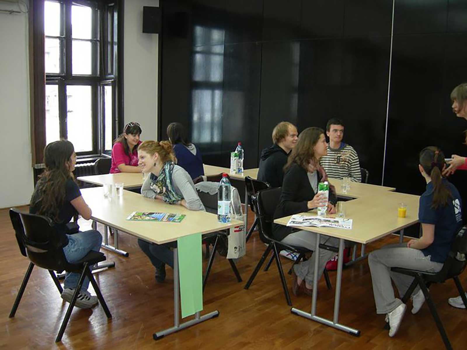 Speed dating goethe institut